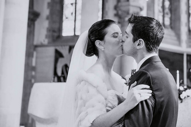 give us a goo real wedding ceremony