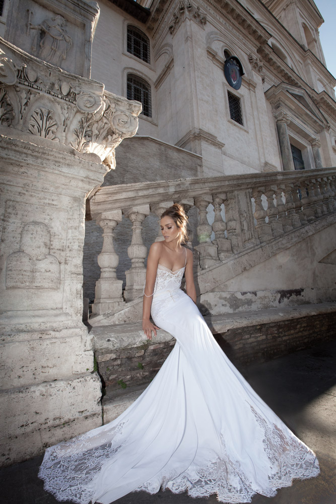 Israeli Wedding Dress Designer Inbal Dror Of Inbal Dror Haute Couture Wedding Dress Collection