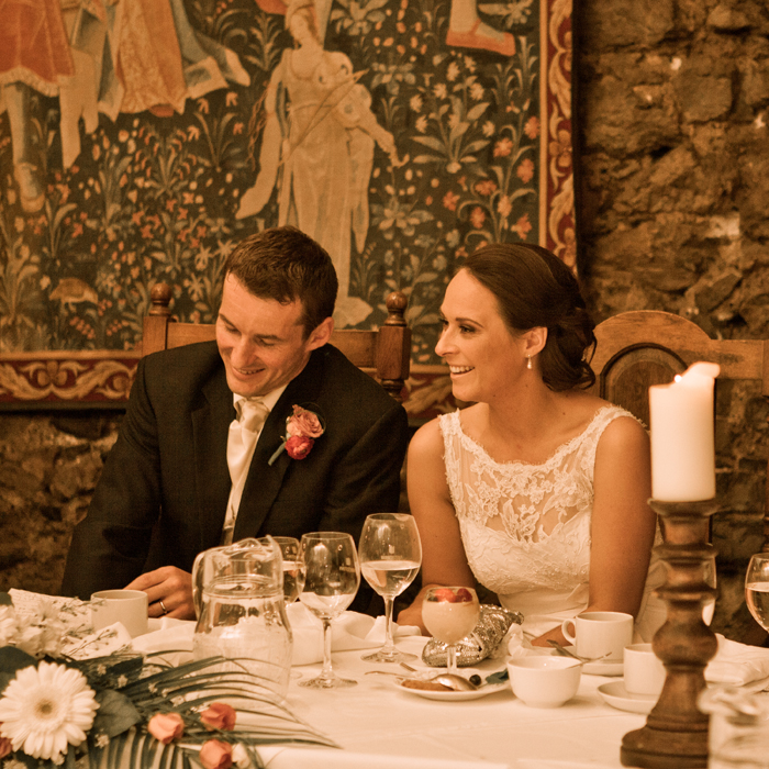 A Real Fairytale Wedding At Barberstown Castle By Bigger