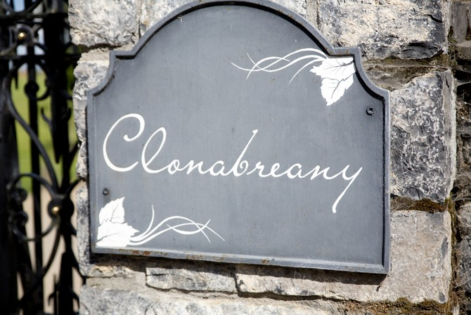clonabreany house real wedding