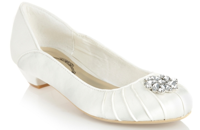 Kitten Heels for Brides - Wedding Dilemma from the WOL Forums ...