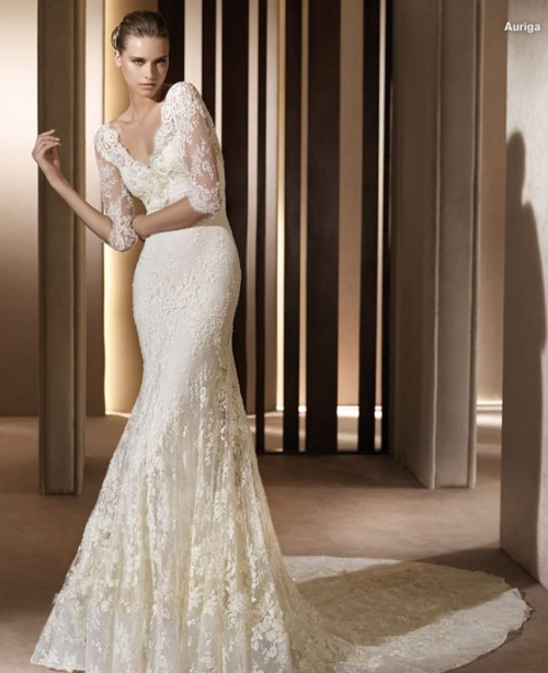 The Dress for your Body Type | weddingsonline