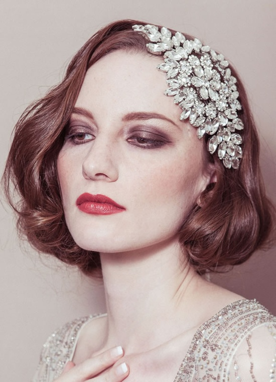 Vintage Wedding Hair Styles Inspiration For A S