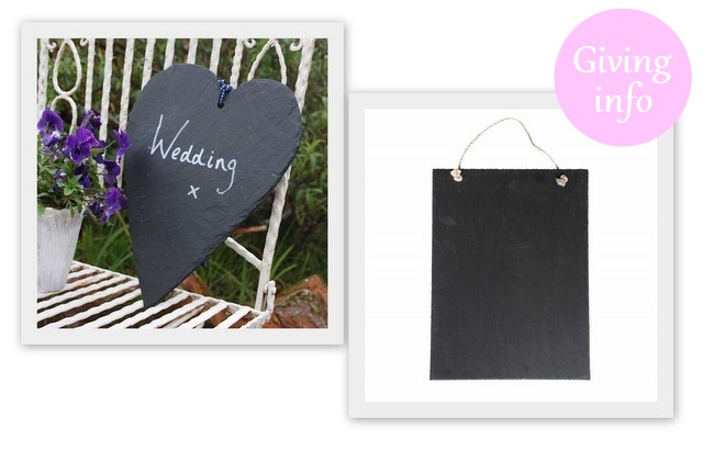 chalkboards heart square