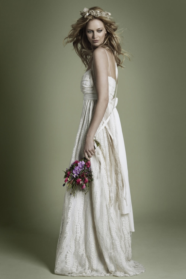 The vintage wedding dress company 2013 collection for 1970 s style wedding dresses