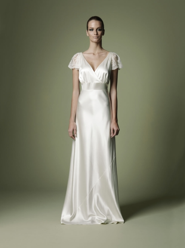 The Vintage Wedding Dress Company 2013 Collection - Decades ...