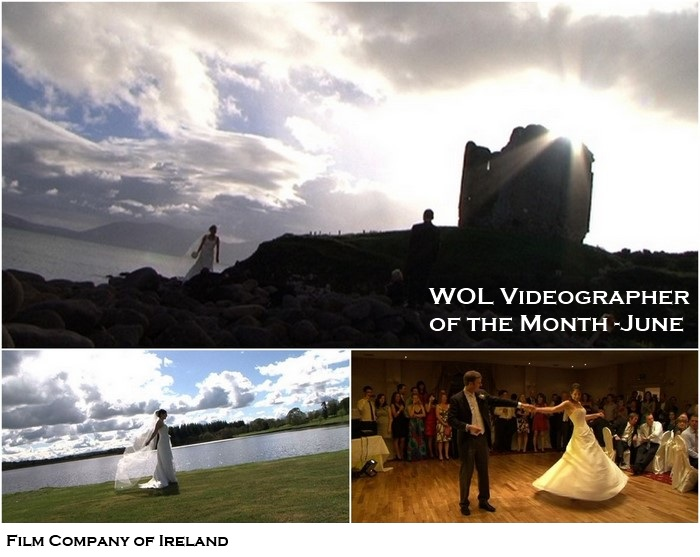 wedding videographer ireland
