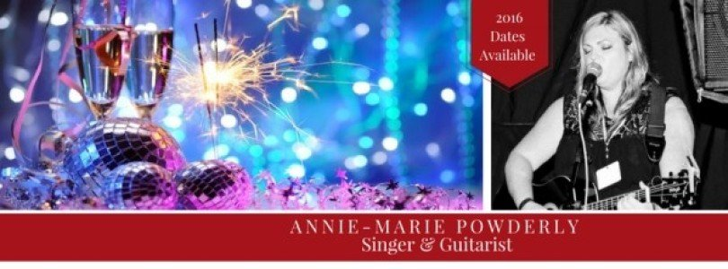 Female Wedding Ceremony Singers - Anne-Marie Powderly - Wedding Ceremony Vocalist