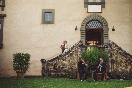 Weddings in Italy - Italian Wedding Band